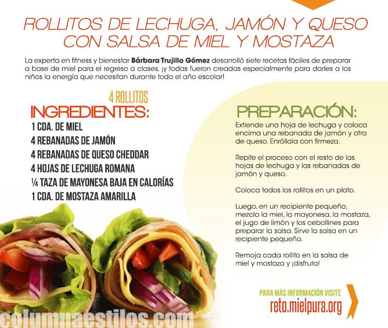 Columna estilos edici n 360 for Resetas para preparar comida